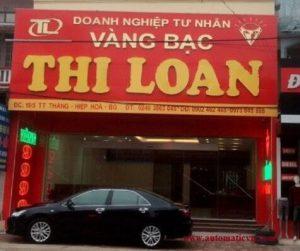 cửa tự động vàng bạc thi loan